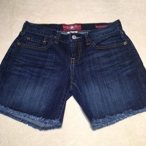 Lucky Brand Beachcomber Shorts Size 0/25
